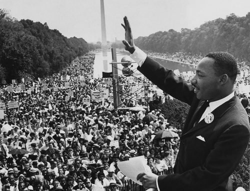 Celebrating Martin Luther King, Jr Day