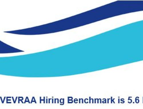 Annual VEVRAA Hiring Benchmark is 5.6 Percent