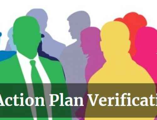 Affirmative Action Plan Verification Interface Update