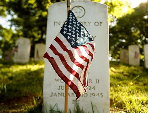 THE FIRST MEMORIAL DAY COMMEMORATION